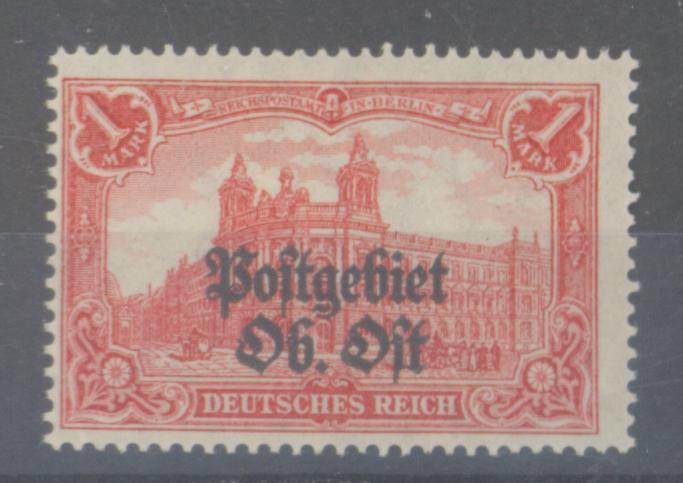 Postgebiet Oberbefehlshaber Ost