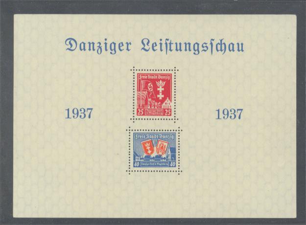 Markenausgaben 1920-1939
