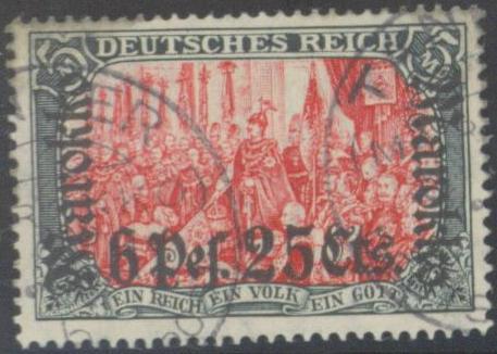 Deutsche Post in Marokko