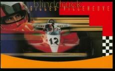 Kanada Mi # Block 22 Gilles Villeneuve postfrisch (41969)