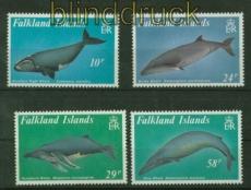 Falkland-Inseln Mi # 503/06 Wale postfrisch (41436)
