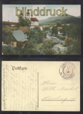 Haindorf farb-AK Hejnice Panorama 1908 (a2211)