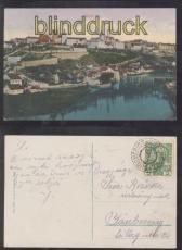 Tabor farb-AK Gesamtansicht 1910 (a2213)
