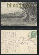 Pozdrav z Chotovin sw-AK ca. 1910 nach Wien (a2217)