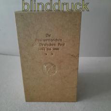 DDR Jahreszusammenstellungen 1984/1990 komplett in Sammelbox (50134)