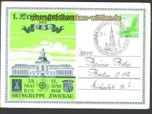 dt Reich Privat GSK Frech PP 142 C 34 geste (14416)
