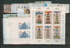 DDR Jahrgang 1987 postfrisch (25692)