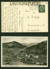 Bahnpost 17 Postkarten meist Deutsches Reich mit Bahnpoststempel (35389)