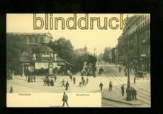 HANNOVER sw-AK Georgstrasse ungebraucht (d6116)