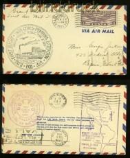 USA 19 Erstflugbelege aus den Jahren 1925 bis 1939  (35388)