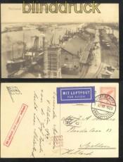 Zeppelinpost Sieger # 41 B Graf Zeppelin 1929 Hollandfahrt (43729)