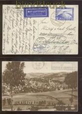 Zeppelinpost LZ 127 Sieger # 127 A Amerika-Fahrt 1928 (44696)
