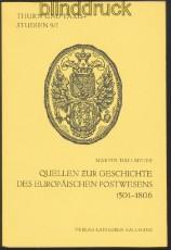 Dallmeier: Thurn und Taxis-Studien 9/I bis 9/III drei Bände (70125)
