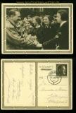 dt. Reich GSK P 278 03 gestempelt Hann. Münden 1939 (41068)