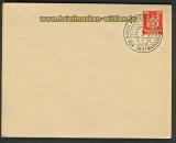 dt. Reich Umschlag Privatbestellung # 94 gestemp(21522)
