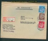 dt. Reich R-Brief S.A. Sportschule Altdorf bei Nürnberg 1933 (26899)