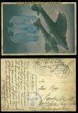dt. Reich Gottfried Klein Künstlerkarte Die Deutsche Wehrmacht Feldpost 1942 (35504)