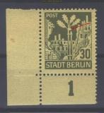 SBZ Mi #   7 A IV  postfrisch 30,00 Euro (16909)