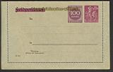 dt. Reich Kartenbrief Privatbestellung # 39 E 2 (21506)