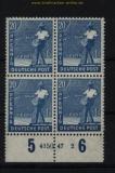 all. Besetzung Mi # 950 postfrischer 4er-Block mit HAN 4150.47 2 (29161)