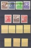 SBZ Mi #  29/36 x Abschiedsserie ** x-Papier (16070)