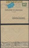 Schweden Auslands-LuPo-Brief Stockholm 15.3.1937 Devisenkontrolle (44940)