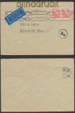 Schweden Auslands-Zensur-Brief Stockholm 21.2.1944 (44947)