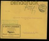 dt. Reich Einnahmenachweis Chemnitz-Gablenz 15.9.1923 (34447)