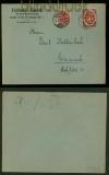 dt. Reich Mi # 110 a MiF Fernbrief geprüft Infla Berlin (35305)
