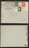 Slowakei MiF Auslands-Zensur-Brief Bratislava 29.6.1940 (43063)