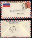 Pakistan Auslands-Luftpost-Brief nach Holland (29418)