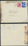 Bulgarien Auslands-Zensur-Brief Sofia 1941 deutsche Zensur (44876)
