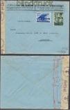 Bulgarien Auslands-Zensur-Brief Sofia 1942 deutsche Zensur (44877)