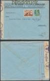 Bulgarien Auslands-Zensur-Brief Sofia 1941 deutsche Zensur (44879)