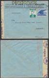 Bulgarien Auslands-Zensur-Brief Sofia 1940 deutsche Zensur (44880)