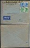 Bulgarien Auslands-LuPo-Zensur-Brief Sofia deutsche Zensur (44874)