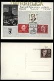 Berlin Erinnerungskarte Regierende Bürgermeister von Berlin 1960 (32287)