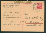 Bund Ganzsachenkarte P 22 A gebraucht  (26065)