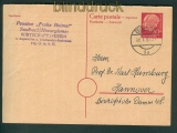 Bund Ganzsachenkarte P 22 A gebraucht  (26064)