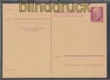 DDR GSK P 78 ungebraucht mit Antwortkarte (44227)
