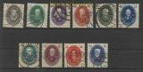 DDR Mi #  261/70 gestempelt 250 Jahre Deutsche Akademie (24496)