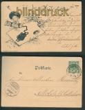 Volkslieder in Bildern Nr. 16 farb-AK Kolonial-Krieger-Spende 1918 (d4851)