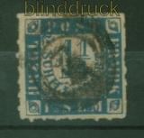 Schleswig-Holstein Mi # 7 Nummernstempel 159 Schenefeld (41835)