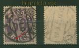 dt. Reich Dienst Mi # 21 I gestempelt gepr. Infla (26881)