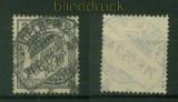 dt. Reich Dienst Mi #   9 gestempelt geprüft Jäschke-Lantelme BPP (35500)