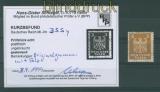 dt. Reich Mi # 355 Y ungebraucht Kurzbefund Schlegel BPP (26842)