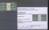Memelgebiet Mi #  54 b MS 1 Zwischensteg ungebraucht Befund (45299)