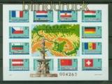 Ungarn Mi # Block 128 B postfrisch Donau-Main-Schifffahrt (42074)