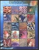 Kokos-Inseln Mi # 464/83 I Korallen postfrischer Zdr.-Bogen (29881)