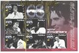 Tuvalu Mi # 1448/53 Elvis Presley 68 Comeback Special postfrisch (29924)